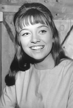 Patricia Blair autograph